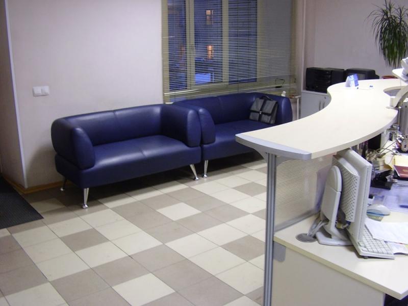 Изготовление мебели для салонов